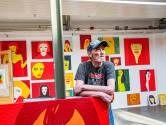 De mogelijk laatste expo van een laat ontwaakt kunstenaar: 'Eigenlijk voelt dit als de beste tijd van mijn leven'