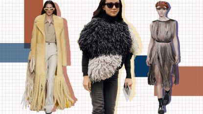 Dé trend dankzij Dior en Prada: franjes! (+ de leukste items op een rij)