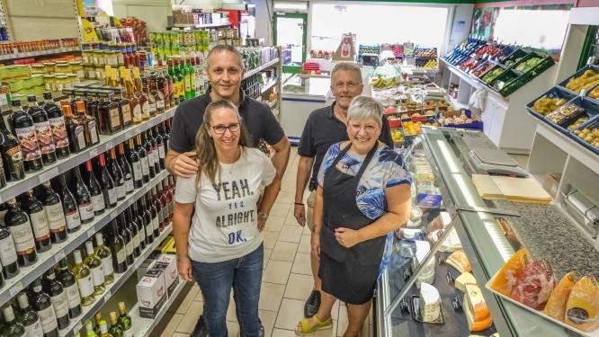 """Ronny en Joselyne dragen na 35 jaar buurtwinkel De Fijnbek over aan opvolgers: """"Ik kan een boek schrijven over de verhalen die we hier te horen kregen"""""""