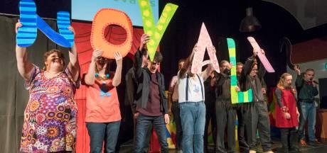 Informatiemarkt 'Samen aandacht voor de zorg' in Novalis Vught