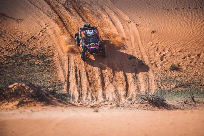 Koolen en Van den Goorbergh in Saoedi-Arabië op weg naar de wereldtitel.