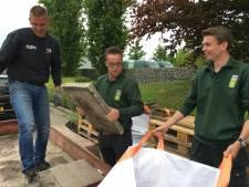Roosendaal doet gooi naar NK Tegelwippen: 'Wippen is belangrijker dan winnen'