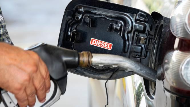 Zo duur was diesel nog nooit en benzine nadert grens van 2 euro