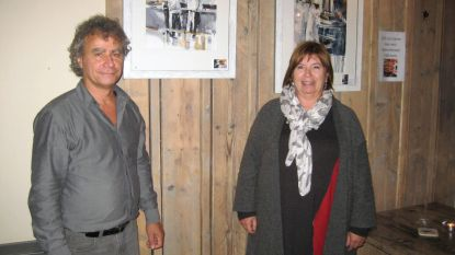 Gerda Mentens exposeert in De Schieve