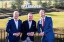 Toernooidirecteur Daan Slooter (r) verwacht een spectaculaire 101ste editie van de Dutch Open, die voor het eerst in Cromvoirt wordt gehouden.