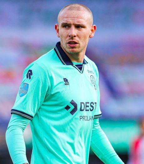SC Heerenveen houdt Sven van Beek in de eredivisie