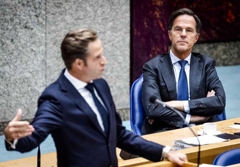 Haagse bronnen bevestigen dat een verlengde lockdown onafwendbaar is. Beeld ANP