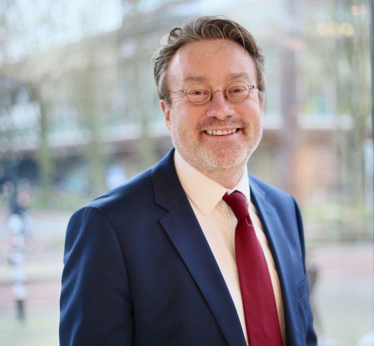 DNB director Olaf Sleijpen.  Image De Nederlandsche Bank