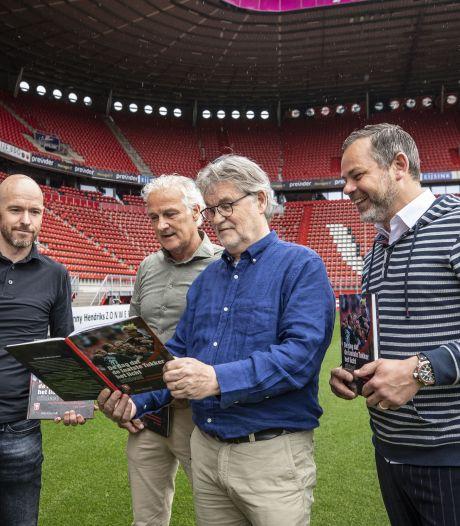 Mooie herinneringen en smeuïge details over bekerfinale FC Twente in nieuw boek: 'Ze hadden een beetje te veel zelfvertrouwen'