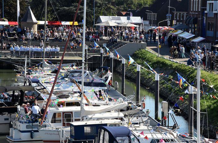Het laatste Havenfestival vond plaats in 2019. Door corona kon het afgelopen jaar niet doorgaan.