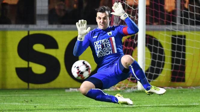 """Bruno Appels zet punt achter spelerscarrière en wordt keeperstrainer bij Turnhout: """"Mooie kans om in het voetbalwereldje te blijven"""""""