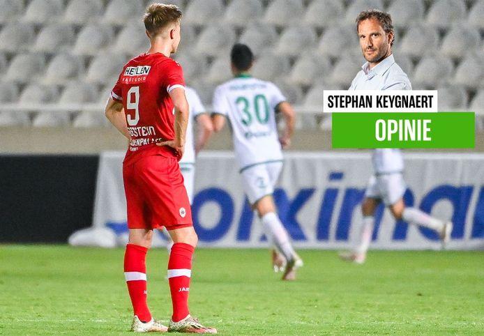 Antwerp slikte een 4-2-nederlaag in Cyprus bij Omonia Nicosia.