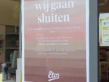 Etos vertrekt voor derde keer uit Winterswijk: 'Deed niet wat we ervan verwachtten'