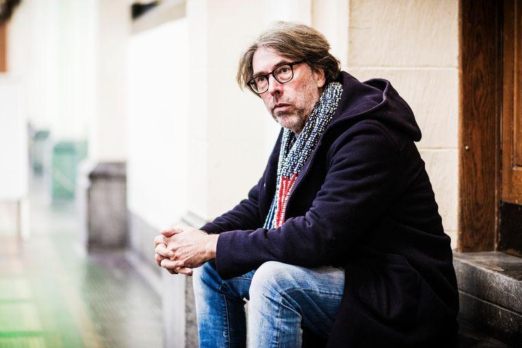 Dirk Impens. Beeld Geert Braekers