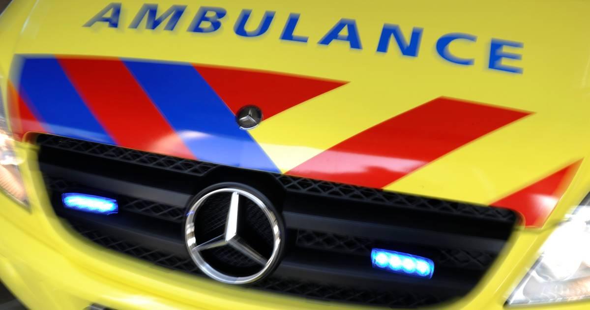 Fietser komt om bij verkeersongeval in Leunen.