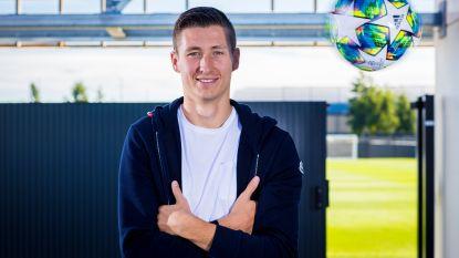 """Vanaken klaar voor een nieuwe Champions Leaguecampagne: """"Ben benieuwd naar mezelf"""""""