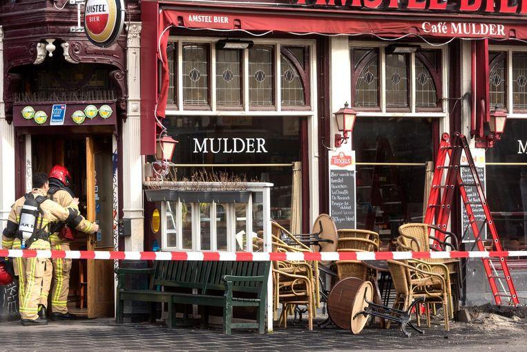 Café Mulder Beeld anp