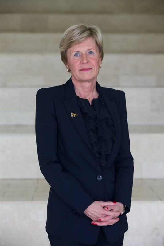 Anne De Paepe.