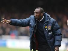 Hasselbaink opnieuw coach bij Burton Albion