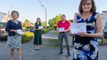 """Actiegroep 'Betere Buurt Puurs' protesteert tegen komst van negende windturbine: """"Dit exemplaar is gigantisch groot: wij vrezen voor nóg meer geluidshinder en slagschaduw"""""""