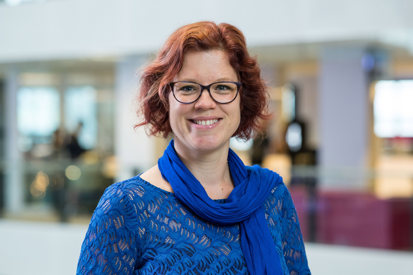 Wethouder Linda Voortman van de gemeente Utrecht.