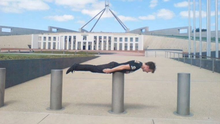 Planking Beeld UNKNOWN
