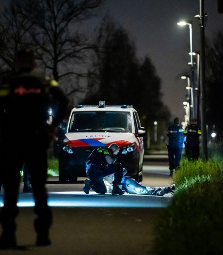 Schietpartij Maeterlinckweg, één verdachte aangehouden