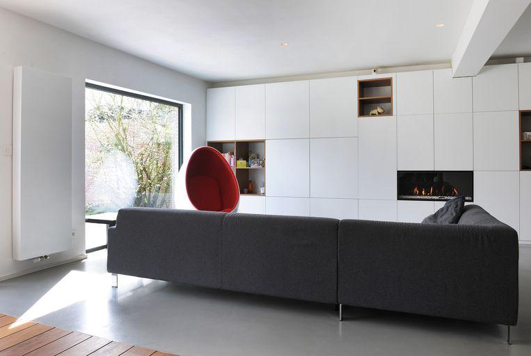 Spectaculaire make over van bomma interieur naar moderne look style nina hln - Hedendaagse interieurs ...