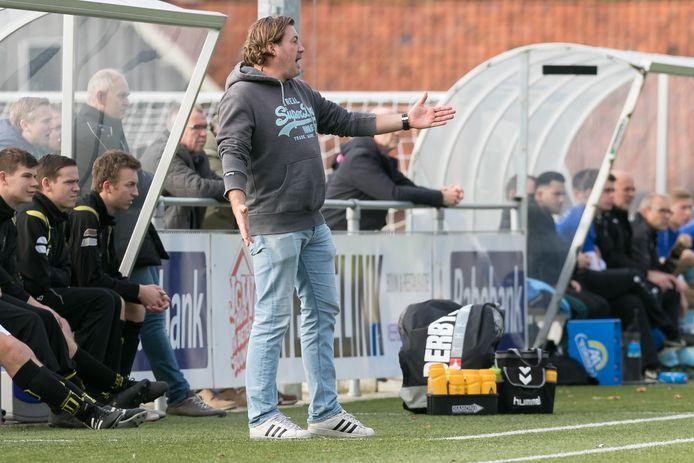 UD-trainer Arno Knapen.
