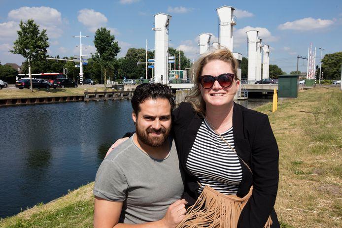Kim en Djailany (links) van de Laarschot zijn de eigenaars van de Raymaert in Helmond