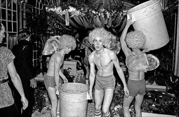 Still uit 'Studio 54'. Beeld rv