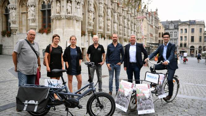 48 Vlaamse steden en gemeenten organiseren komende weken autovrije zondag