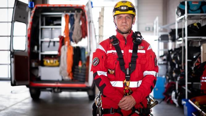 """GRIMP-team blikt terug op geslaagde deelname aan 'wereldkampioenschap' voor reddingsteams: """"Natuurlijk slik ik nog steeds als ik op 120 meter hoogte over het randje van een gebouw stap"""""""
