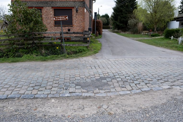 De Willendriesstraat is een kasseibaan vol putten.