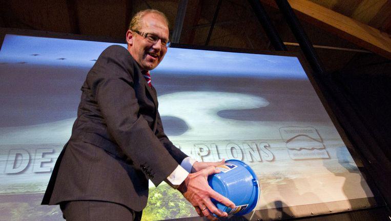Staatssecretaris Joop Atsma van Milieu. Beeld ANP