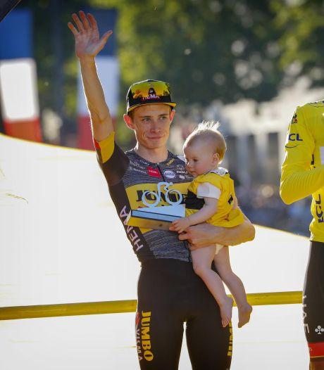 Jonas Vingegaard, deuxième du Tour, prolonge chez Jumbo-Visma