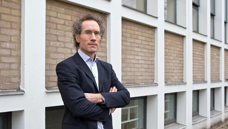 Marinus van IJzendoorn Beeld Eric Ruys