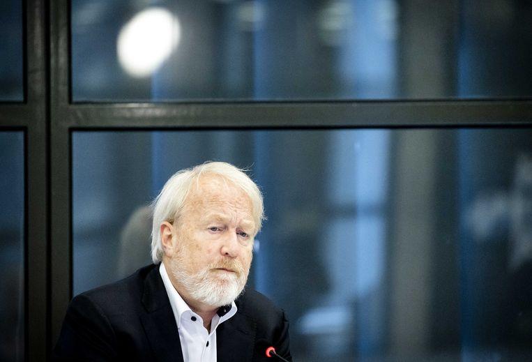 Jaap van Dissel, directeur RIVM, Beeld ANP