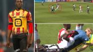 """Voormalig Malinwa-sensatie Bandé moet carrière weer op de rails krijgen in... Zwitserland: """"Nu kán mijn been niet meer breken"""""""