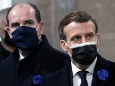 La côte de popularité d'Emmanuel Macron et Jean Castex en nette hausse