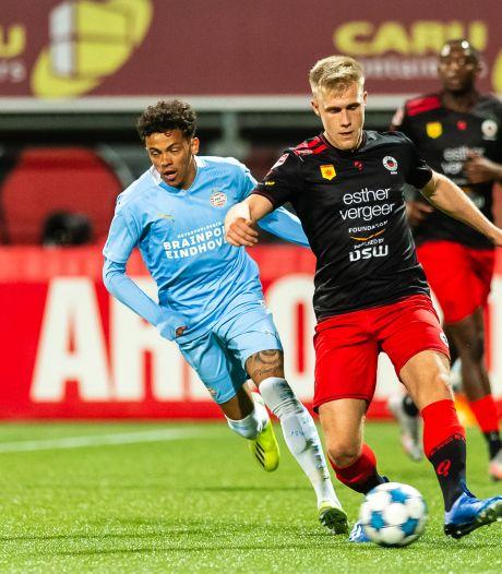 Samenvatting | Excelsior - Jong PSV