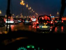 File op A8 richting Amsterdam opgelost