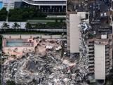 Geen hoop op overlevenden flatramp Miami