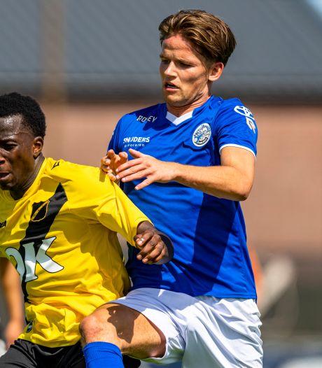 Profcontract voor Teun van Grunsven bij FC Den Bosch