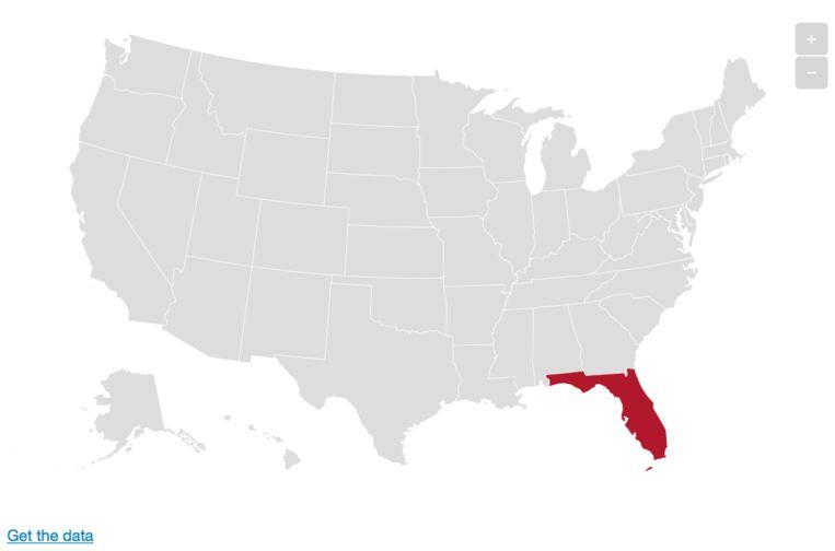 Florida. Beeld De Morgen