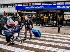 Komende week meer helderheid over failliet Slotervaartziekenhuis