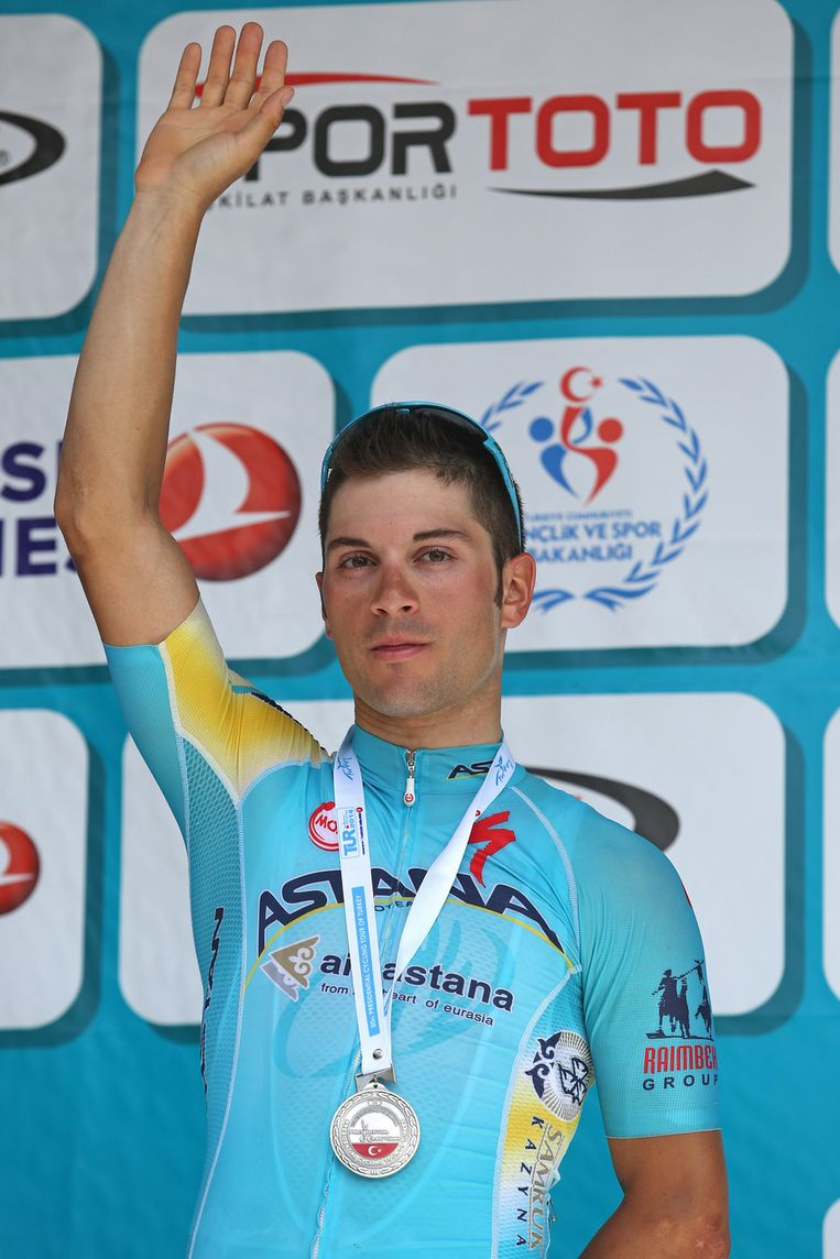 Ook Guardini passeerde Cavendish nog.