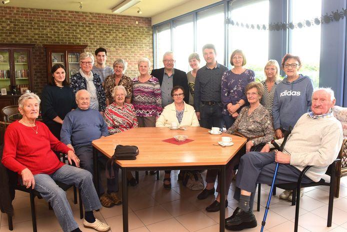 Senioren kwamen in De Akkerwinde praten over hun grote of kleine problemen