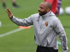Le geste de grande classe de Thierry Henry avant de quitter la Belgique