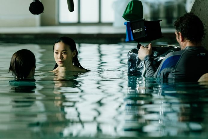 Aviis Zhong in David Verbeeks Dead & Beautiful.